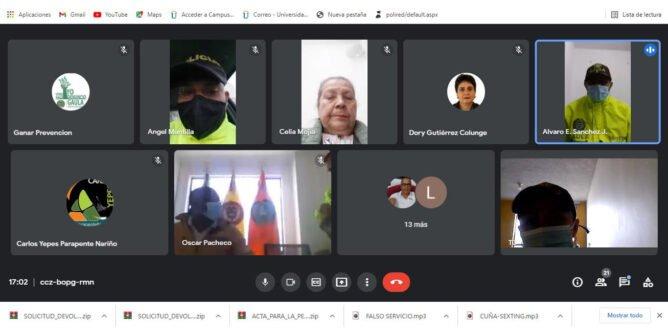 Gaula Nariño dicta capacitaciones virtuales   Noticias de Buenaventura, Colombia y el Mundo