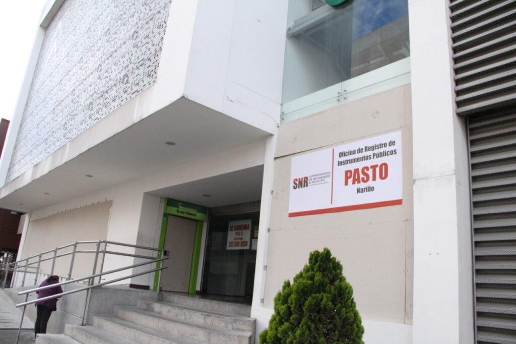 Abrieron Oficina de Registro de Instrumentos Públicos de Pasto | Noticias de Buenaventura, Colombia y el Mundo