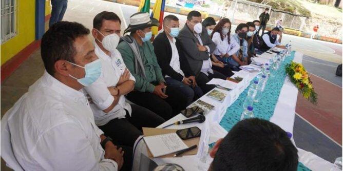 Mesa de diálogo popular de jóvenes del norte de Nariño y sur del Cauca - Noticias de Colombia