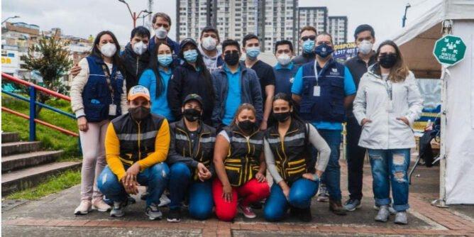 Realizaron investigación académica en favor de la población migrante venezolana - Noticias de Colombia