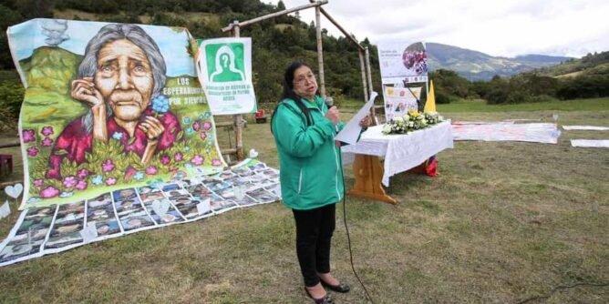 Conmemoraron el día internacional de las víctimas de desapariciones forzadas - Noticias de Colombia