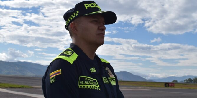 Coronel Alfonso Reyes Cruz, nuevo comandante del Departamento de Policía Nariño - Noticias de Colombia