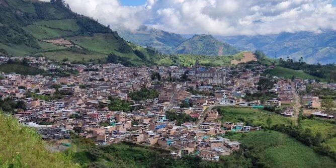 Medio día cívico en Sandoná - Noticias de Colombia