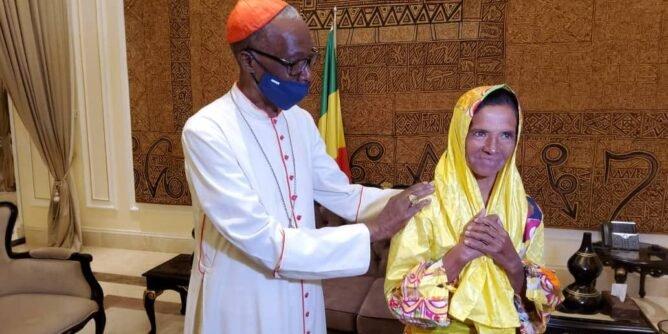 Liberaron a la religiosa nariñense Gloria Cecilia Narváez - Noticias de Colombia